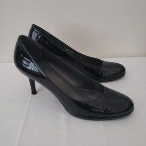Stuart Weitzman Black Heels Size 7 Narrow
